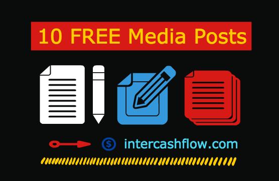 10 FREE Media Posts